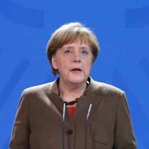 Merkel'den Türkiye ziyareti açıklaması