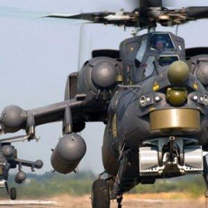 Rus helikopterler hava sahasını ihlal ettiler !
