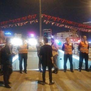 Yenikapı-osmanbey Arasında Metro Seferleri Durdu...