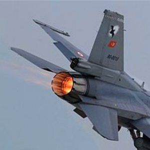 Kandil'deki PKK hedefleri vuruldu!