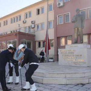 Hakkari'de Türk Polis Teşkilatının 171'inci Kuruluş Yıldönümü Töreni