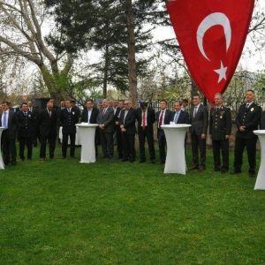 Akşehir'de Polis Haftası Kutlamaları