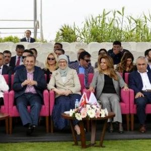 Bakan Ramazanoğlu Bocce Oynadı