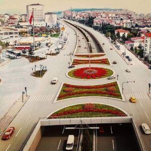 Uşak'ta Otogar Battı Çıktı Projesinde İlk Kazma Vuruldu