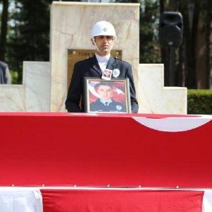 Derik Şehidi Polis, Törenle Memleketine Uğurlandı