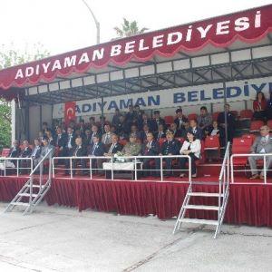 Adıyaman'da, Polis Haftası Kutlandı