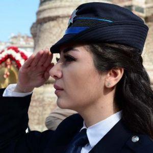 Türk Polis Teşkilatı'nın 171. Kuruluş Yıl Dönümü Taksim'de Kutlandı