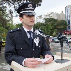 Burhaniye'de Polis Haftası Kutlandı