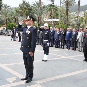 Alanya'da Polis Teşkilatı'nın 171. Yılı Törenle Kutlandı