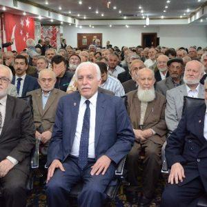 Sp Genel Başkanı Kamalak Eskişehir'de