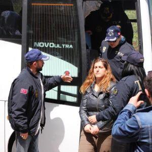 Bolu'da Canlı Bomba Operasyonuna 7 Gözaltı