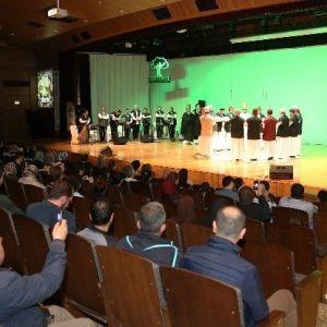 Şehitkamilliler 'Sufi Devran' Programına Yoğun İlgi Gösterdi