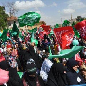Gaziantep'te, Kutlu Doğum Etkinliğine 3 Bin Kişi Katıldı