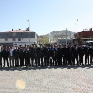 Tuzluca'da Polis Haftası Etkinlikleri