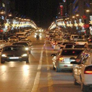 Erzurum'da Trafiğe Kayıtlı Araç Sayısı Şubat Ayı Sonu İtibarıyla 107 Bin 458 Oldu