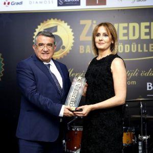 Mersin Giad Kadınlar Kurulu'na Proje Ödülü