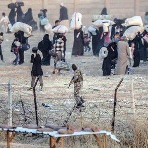 IŞİD yeniden Türkiye sınırında !