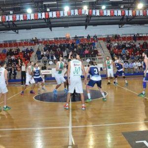 Basketbol Play Off'da İkinci Maçlar Oynanacak