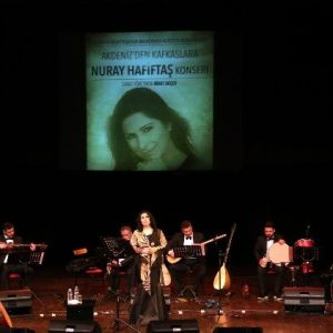 Nuray Hafiftaş'dan Türkü Ziyafeti