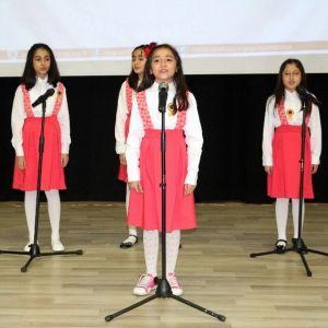 Ağrı'da İmam Hatip Ortaokulları Arası Arapça Yarışmaları