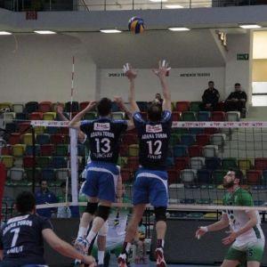 Adana Toros Byz Spor-düzce Belediyespor: 3-0 (Voleybol Erkekler 2'nci Lig 4'lü Final Karşılaşması)