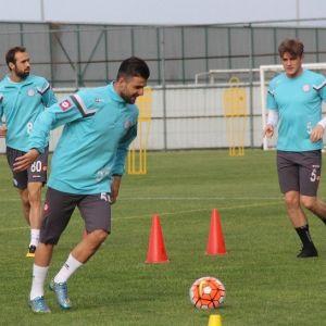 Çaykur Rizespor'da Osmanlıspor Maçı Hazırlıkları Başladı