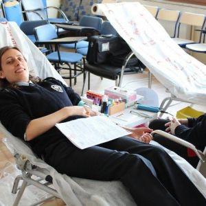 Polis'ten Kan Kampanyası