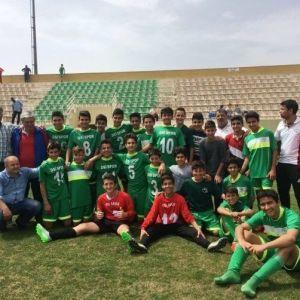 Dsi U-14 Futbol Takımı Antalya İl Şampiyonu Oldu