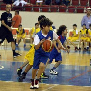 Basketbol Akademisi'nden Minikler Basketbol Turnuvası