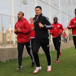 Medicana Sivasspor, Beşiktaş Maçına Hazırlanıyor