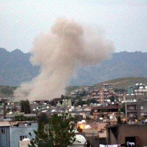 PKK'lı keskin nişancılara operasyon