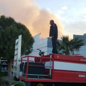Urla Cezaevi'nde Yangın (2)