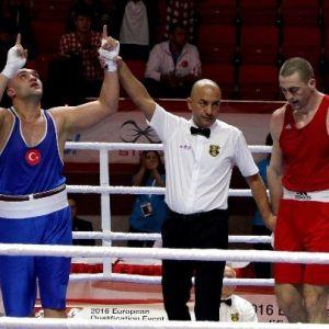 Ali Eren Demirezen Yarı Finalde