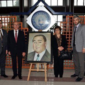Mehmet Ali Talat, Adü'de 'Kıbrıs Sorununu' Anlattı