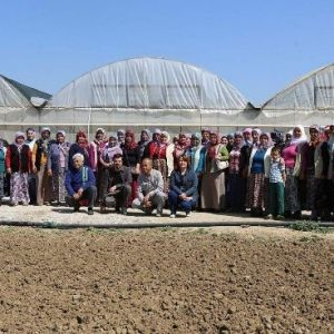 Başkan Çerçioğlu'ndan Çiçek Üreticilerine Destek