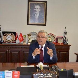 Esenlik Genel Müdürü Hulusi Boyraz: