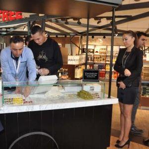 Türk Kahvesi Atatürk Havalimanı'ndan Dünyaya Açılıyor