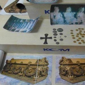 Uşak'ta Tarihi Eser Operasyonu; 7 Gözaltı