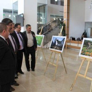 Sivas'ta 'Tarım Ve İnsan' Adlı Fotoğraf Sergisi Açıldı