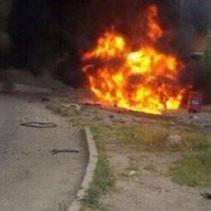 Filistinli lidere bombalı suikast
