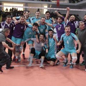 Afyon Belediyespor-düzce Belediyespor: 3-0 (Voleybol Erkekler 2'nci Ligi 4'lü Finali)