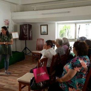 Burhaniye'de Kadınlara Ücretsiz Girişimcilik Kursu