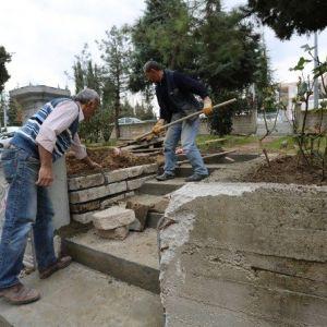 Serdivan Belediyesi Bahçelievlerde Sosyal Donatı İnşaa Etmeye Başladı