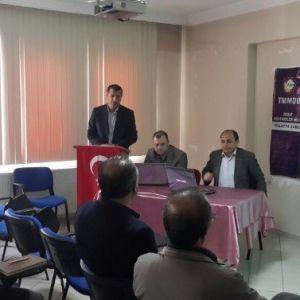 Mesleki Eğitim Güncelleme Toplantısı Yapıldı