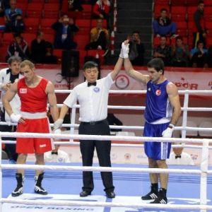 Mehmet Nadir Ünal Çeyrek Finalde
