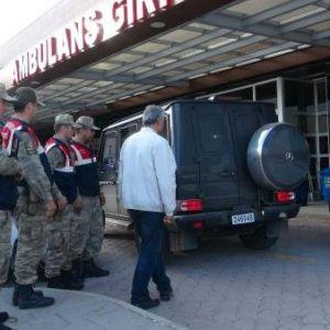 Suriye sınırında görevli bir asker vuruldu!