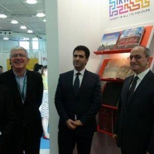 Türkiye'nin Kitapları Londra Kitap Fuarı'nda