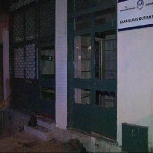 Kahvehane Yapmak İçin Kiralamak İstediği Kur'an Kursu Binasının Camlarını Kırdı