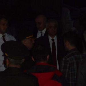 Gazipaşa'dan Anamur'a Şehit Konvoyu