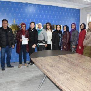 Ak Parti Kızılcahamam Kadın Kollarından Sert Açıklama